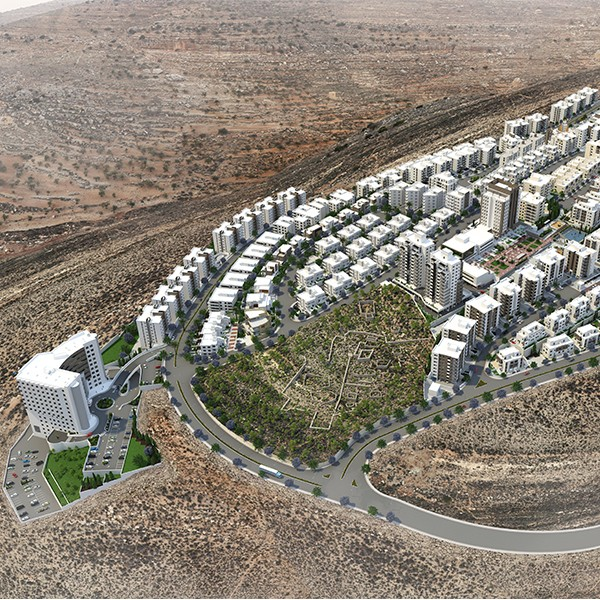 Al Reehan Neighborhood - Ramallah